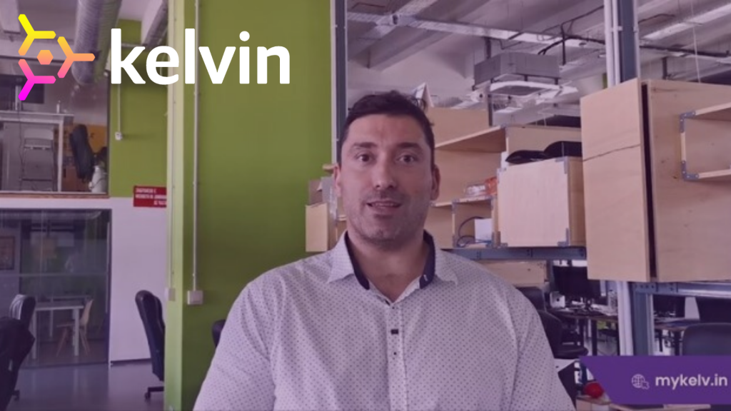 Short video explanation about project Kelvin - how it works and why it matters for the healthcare systems around the world.