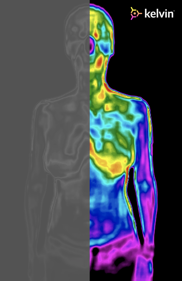 Breast cancer thermal photo preview